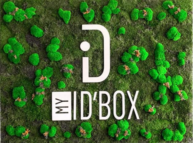 Notre mur végétal My ID'BOX